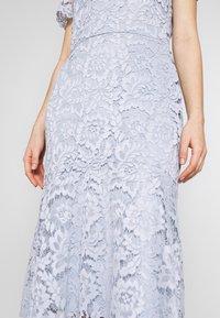 Lauren Ralph Lauren - KAMI DRESS - Vapaa-ajan mekko - toile blue - 3