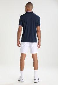 Fila - SANTANA - Sports shorts - white - 2