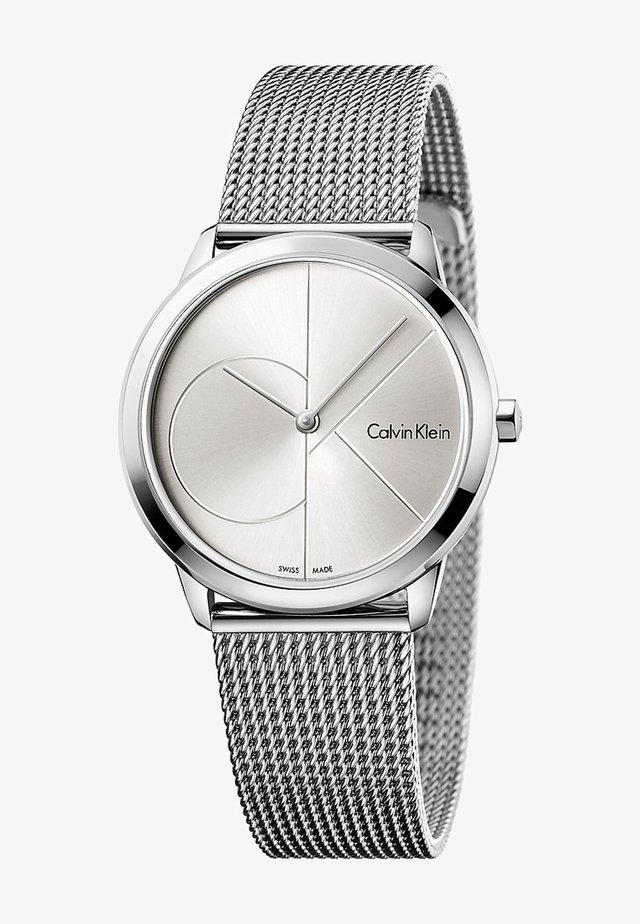 CALVIN KLEIN MINIMAL - Watch - silber