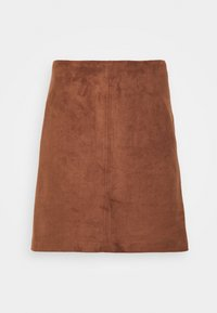 Esprit - A-line skirt - brown - 3
