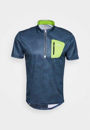 MAN FREE BIKE - T-Shirt print - plutone/cosmo