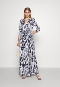 Diane von Furstenberg - ABIGAIL - Maxi dress - navy - 1
