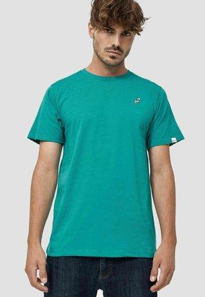 FEDER - T-shirt basic - türkis