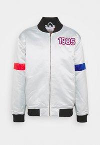 Mitchell & Ness - NBA ALL STAR  HEAVYWEIGHT JACKET - Training jacket - grey/platinum - 4