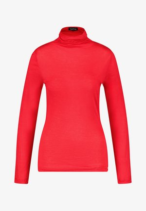 MIT TURTLENECK - Long sleeved top - electric red