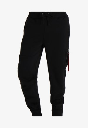 FIT PANT - Verryttelyhousut - black