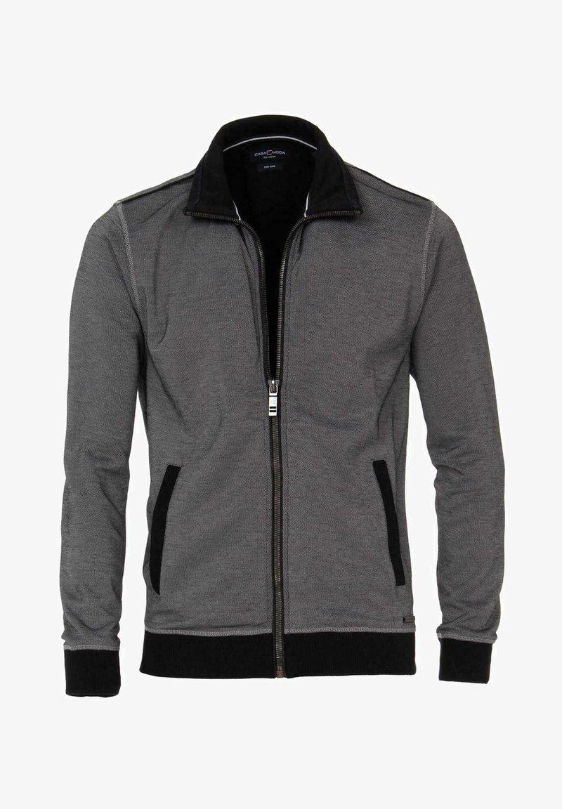 Casa Moda - Zip-up hoodie - anthracite