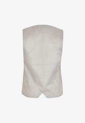 Chaleco de traje - grey