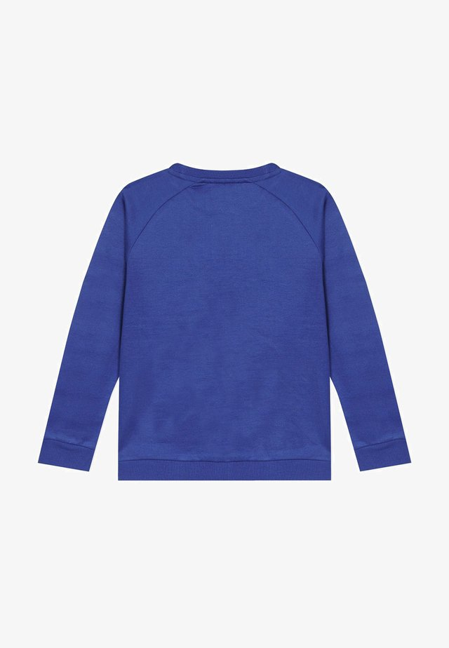 Sweatshirt - electric blue