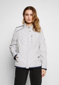 Barbara Lebek - INBETWEEN - Summer jacket - silver - 0