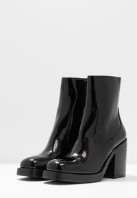 Jeffrey Campbell - MAXEN - High heeled ankle boots - black box - 4