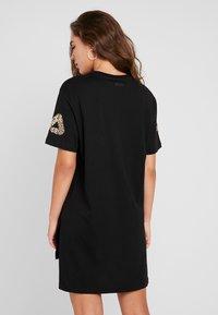 Fila - SKY DRESS - Day dress - black - 2