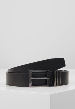BEIDLEMAN - Pásek - black