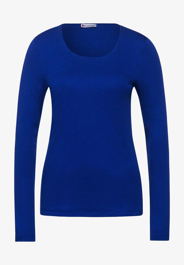 LANEA - Long sleeved top - blau