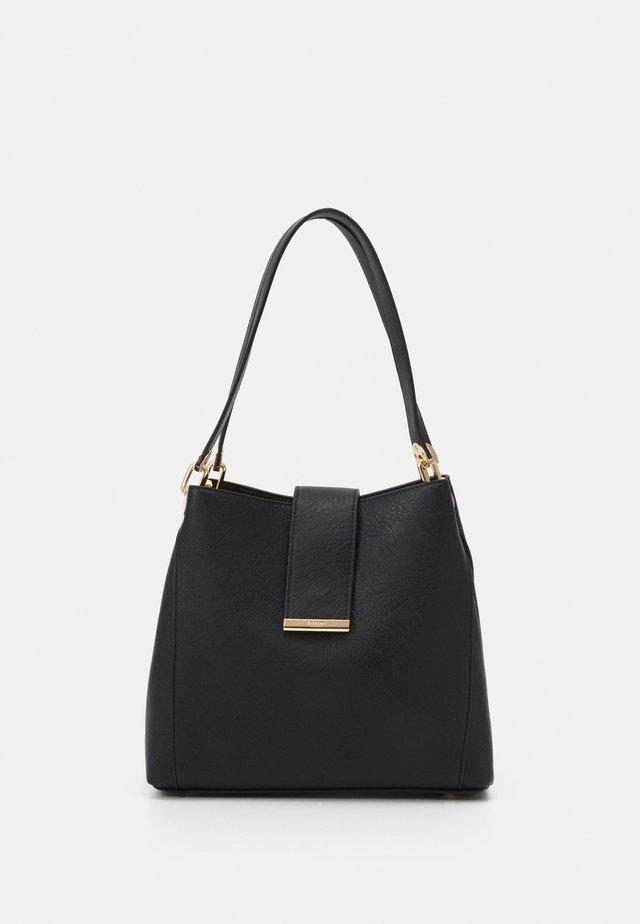 DEMMAA - Handbag - black
