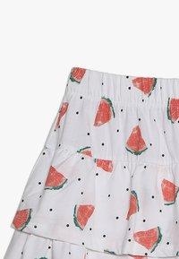 Name it - NKFVIGGA SKIRT 2 PACK - A-line skirt - bright white - 4