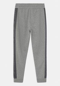 Nike Sportswear - Trainingsbroek - dark grey heather/white - 1