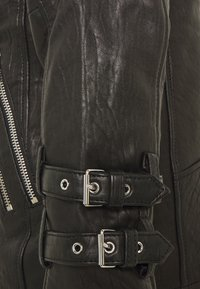 Be Edgy - BEJACE - Leather jacket - black - 3