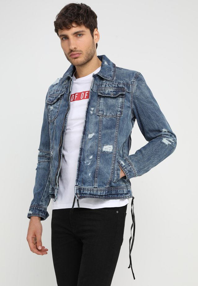 RAVE - Denim jacket - indigo
