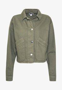 MISH - Denim jacket - khaki