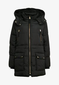 J.CREW - CHATEAU PUFFER - Winter coat - black - 6