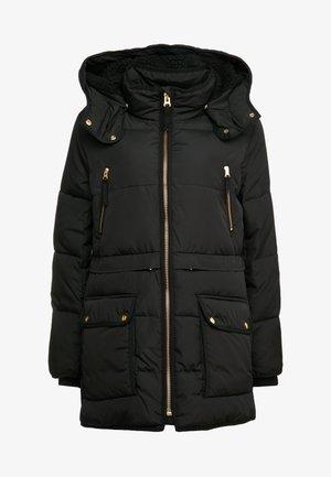 CHATEAU PUFFER - Vinterkåpe / -frakk - black