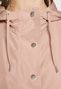 ONLY - ONLCONNIE POCKET ANORAK - Veste coupe-vent - misty rose - 3