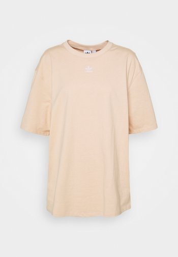 TEE - Basic T-shirt - halo blush