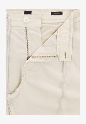 SYMOON - Trousers - light beige