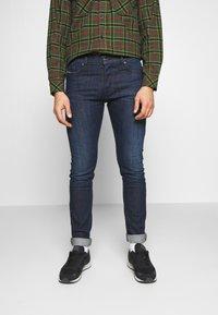 Diesel - D-LUSTER - Slim fit jeans - dark-blue denim - 0