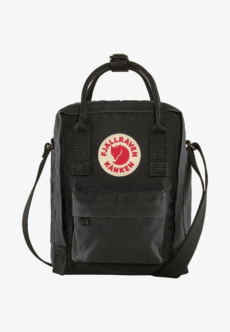 Fjällräven - Across body bag - black