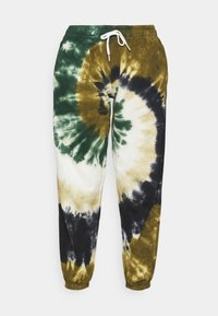 Polo Ralph Lauren - LOOPBACK FLEECE - Tracksuit bottoms - forest sprial - 3