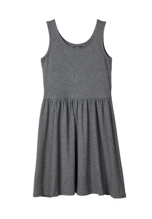Day dress - dark grey melange