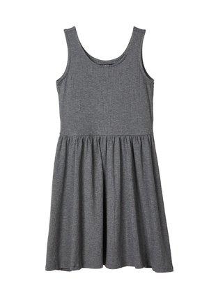 Freizeitkleid - dark grey melange