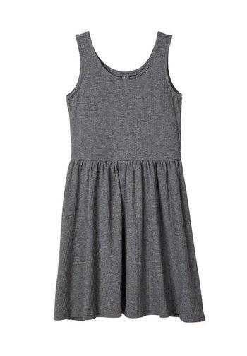 Day dress - dark grey melange
