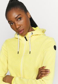 Icepeak - ADRIAN - Fleece jacket - yellow - 3