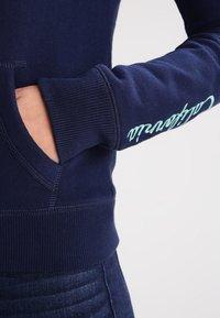 Hollister Co. - CORE - Zip-up hoodie - navy - 4