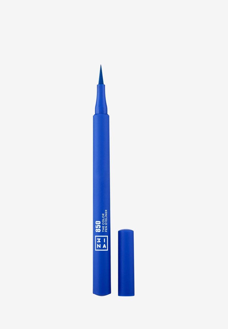 3ina - THE COLOR PEN EYELINER  - Eyeliner - 850 blue