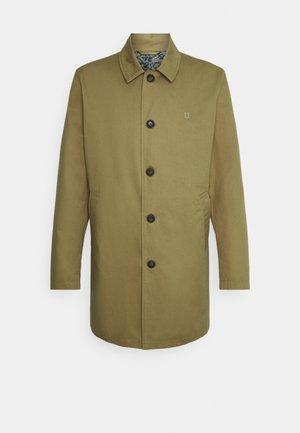 MARLEY COAT - Zimní kabát - stone brown