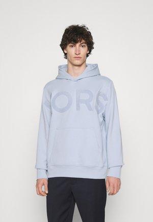LOGO HOODIE - Sweatshirt - dusty sky