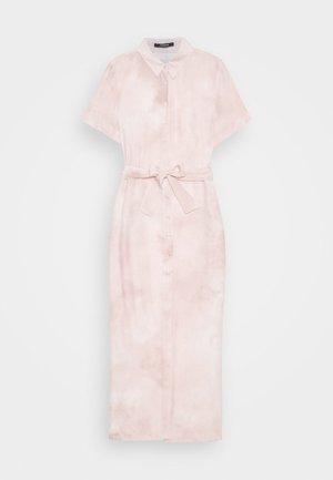 ROXANNE DRESS - Maxikjole - pink salt