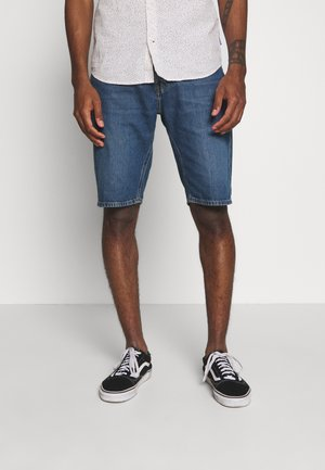 REGULAR RIDER SHORT - Jeansshorts - soft mid aliso