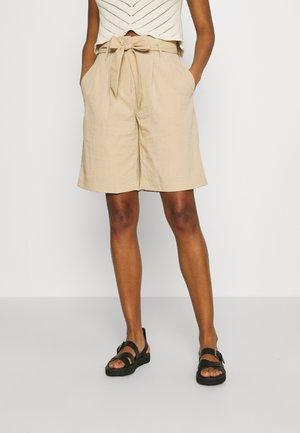 VMHAILY - Shorts - beige