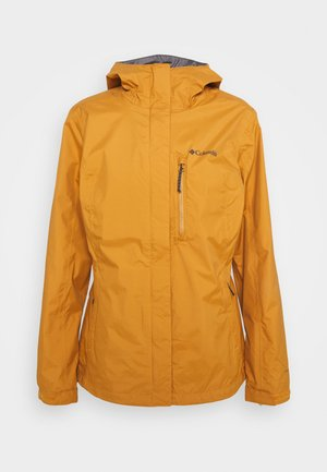 POURING ADVENTURE JACKET - Hardshell jacket - canyon sun