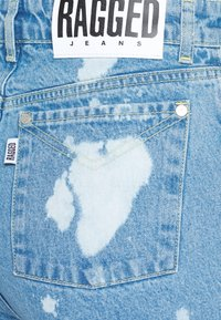 The Ragged Priest - BLEACH SPLATTERED GRIP - Jeans Relaxed Fit - light blue - 2