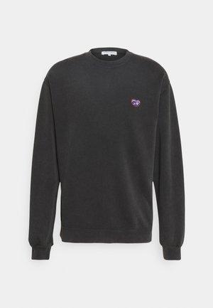PATCH COEUR  - Sweatshirt - carbon