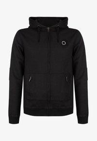Rellix - Sweater met rits - zwart - 0