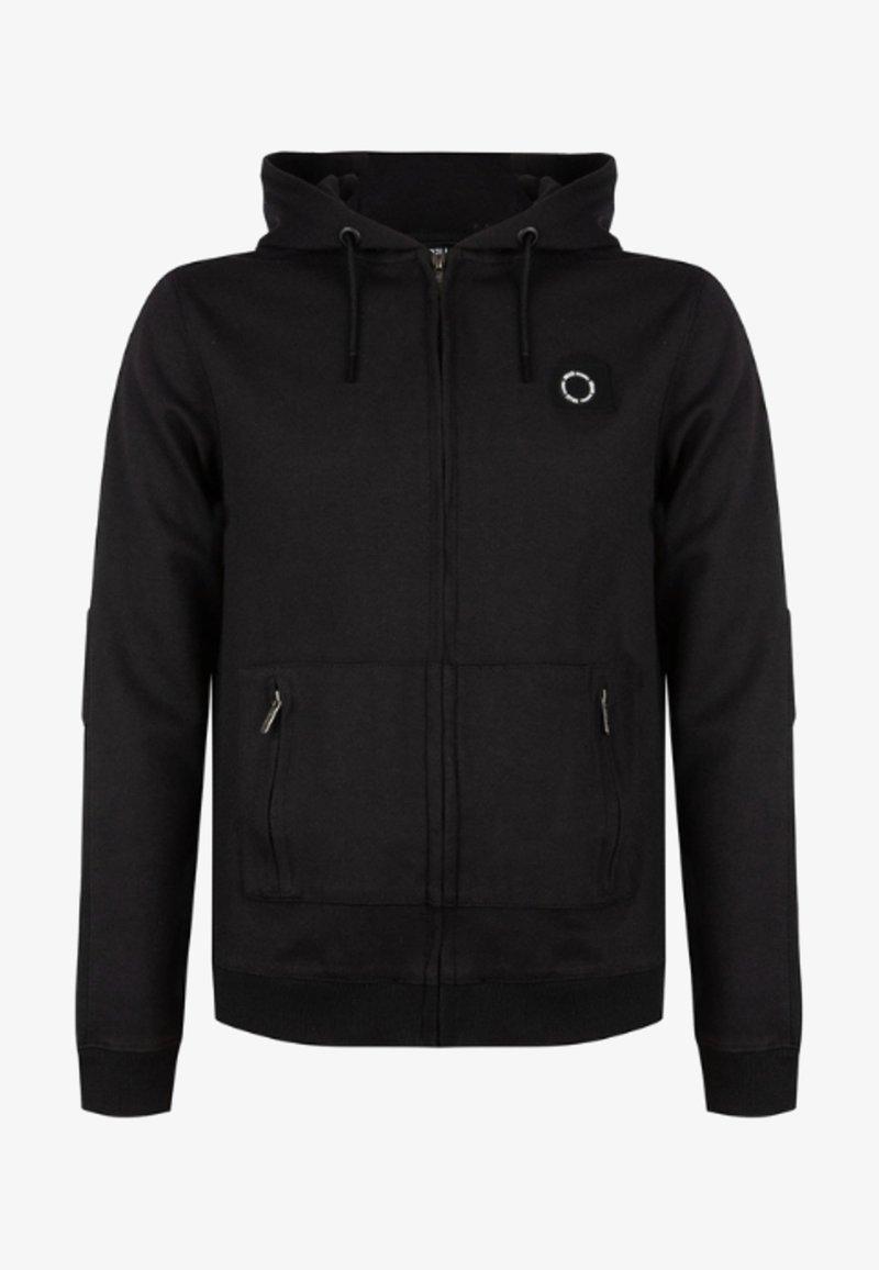 Rellix - Sweater met rits - zwart