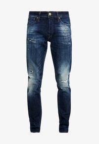 Jack & Jones - JJIGLENN JJORIGINAL - Jeans slim fit - blue denim - 3