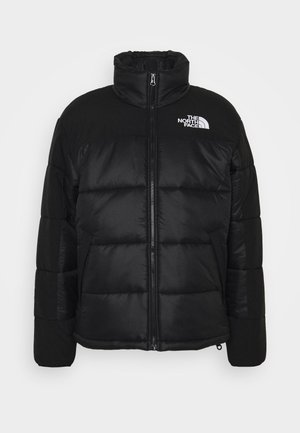 INSULATED JACKET - Zimní bunda - black